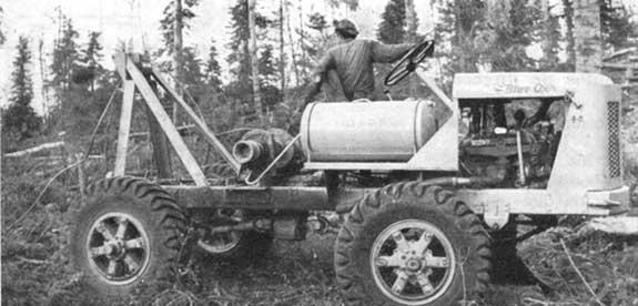 Unasylva - No  83 - Supplement - Use of articulated wheeled