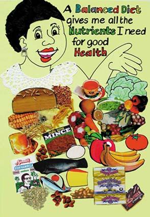 Food & Nutrition: A Handbook for Namibian Volunteer Leaders