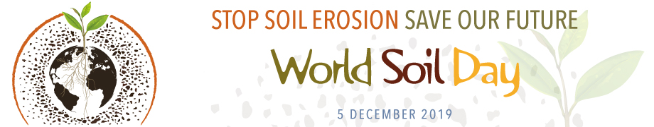 World Soil Day Banner (Graphic from FAO.org)
