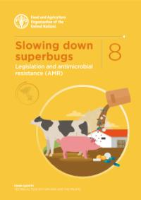 Slowing down superbugs - Legislations and antimicrobial resistance (AMR)