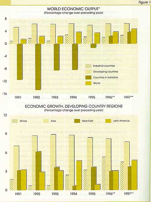The State of Food and Agriculture, 1996