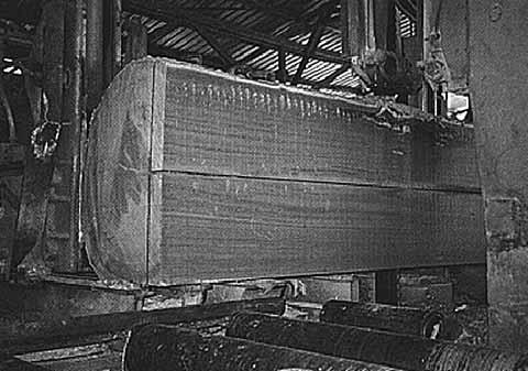 Las innovaciones tecnológicas en la industria de la madera en la segunda  mitad del siglo XX tendieron al mejor aprovechamiento de las maderas de los  bosques ... 3b7c228af3fe