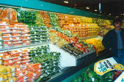 Manual for the preparation and sale of fruits and vegetables