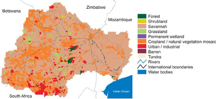 Loss Of Use Coverage >> Drought impact mitigation and prevention in the Limpopo River Basin