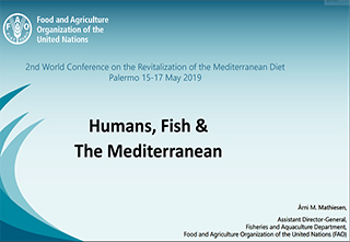 FAO Fisheries & Aquaculture - Presentations and video messages by Mr