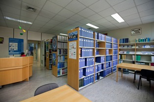 The Fisheries and Aquaculture Branch Library