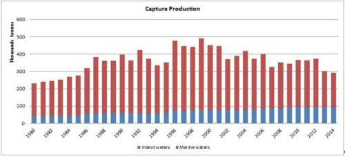 Figure 3 — Ghana — Capture production