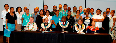 National Workshop for the Development of a National Aquatic Animal Health and Biosecurity (NAAHB) Strategy, 24-27 January 2017, Suva, Fiji 1