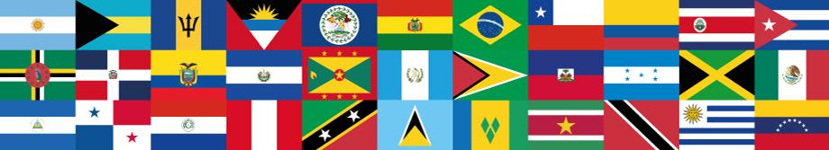 Organización de las Naciones Unidas para la Alimentación y la Agricultura: Países