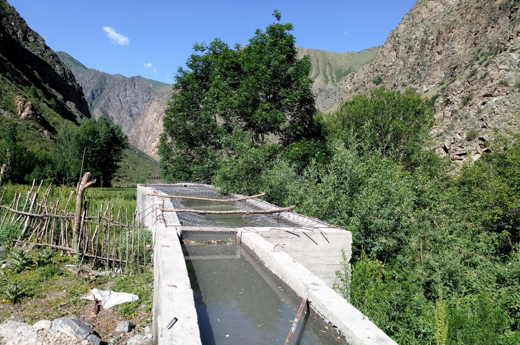 The local TPS in Kun-Elek Village solved a long-term issue of water shortages with new infrastructure.