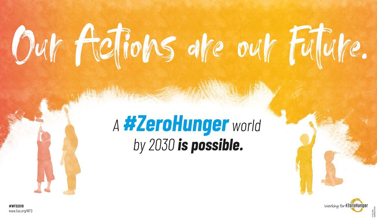 World Food Day 2018 | 粮农组织亚洲及太平洋区域办事处 | 联合国粮食及