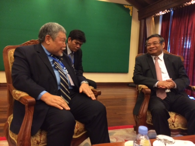 9 December 2014, Siem Reap, Cambodia --