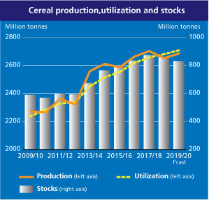 FAO Cereal Supply and Demand Brief | World Food Situation | Food and