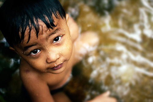 Child in Malaysia