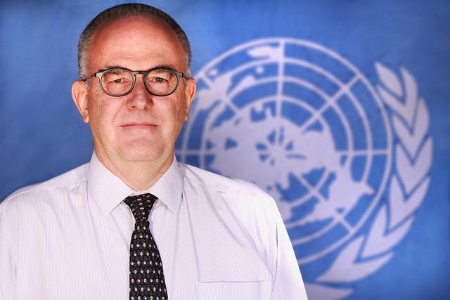 Julio Berdegué, Regional FAO Representative for Latin America and the Caribbean