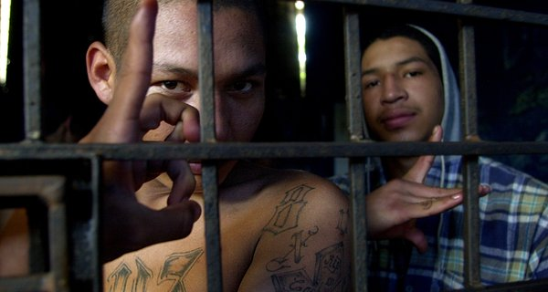 Members of the Criminal Band Mara Salvatrucha