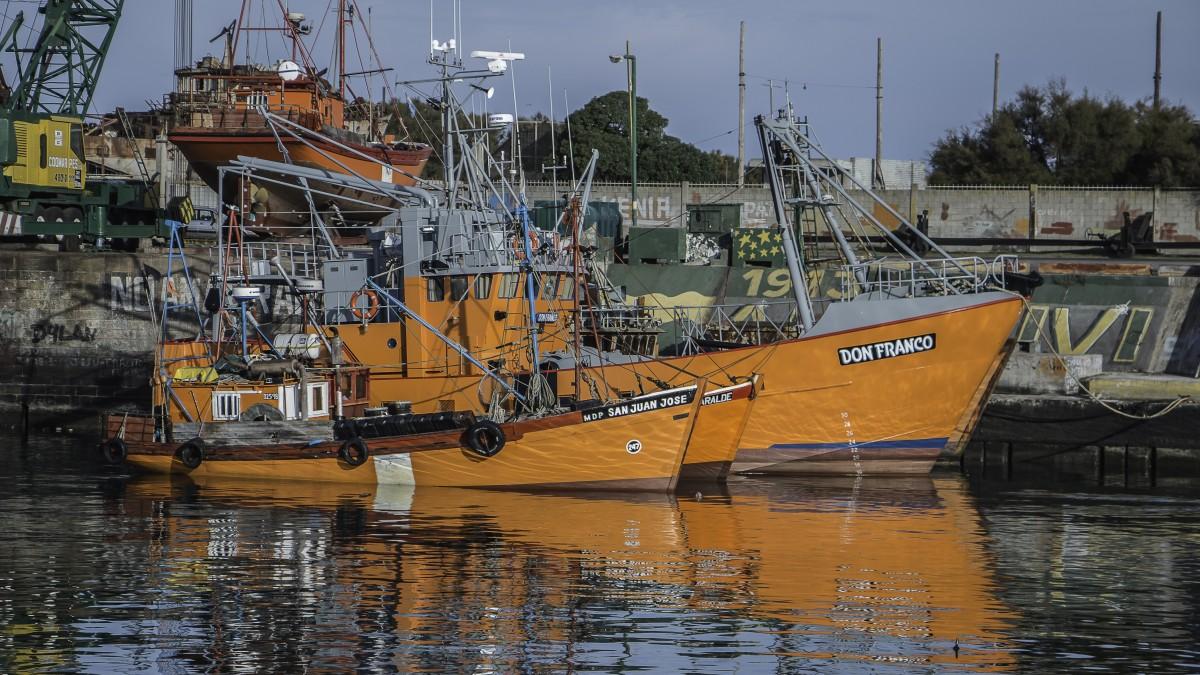 Barcas en Argentina