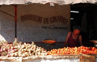 Mercado en Camaguey