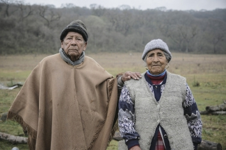 Farmers in Jujuy, Argentina