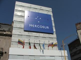 Mercosur headquarters