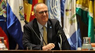 Julio Berdegué, representante Regional de la FAO para América Latina y el Caribe