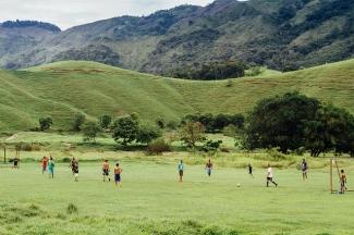 Rural Football, Antioquia Colombia