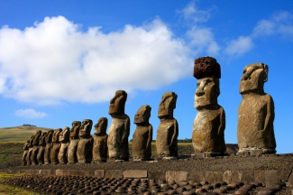 Image of Easter Island, Chile