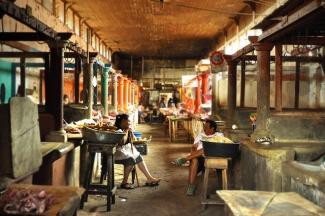 Mercado en Granada, Nicaragua