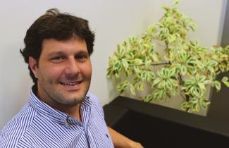 Francisco Yofre, Oficial a Cargo de la Representación de la FAO en la Argentina