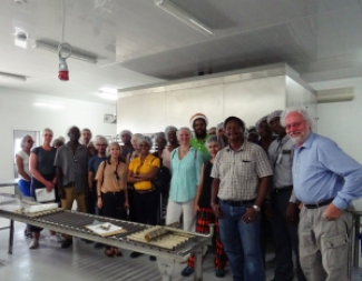 Sustainable Food Systems and Value Chains Training in Barbados