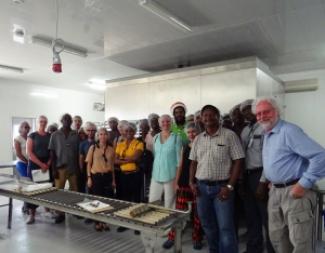Capacitación sobre sistemas alimentarios sostenibles y cadenas de valor en Barbados