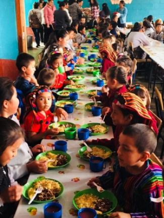 Guatemala se une a Bolivia, Brasil Honduras y Paraguay, en lo que constituye el grupo de países de la región que ya cuenta con leyes específicas para alimentación escolar.