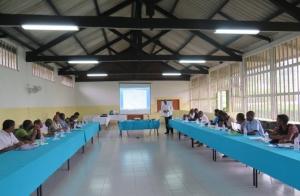 Resultado de imagem para CATAP, (Centro de Aperfeiçoamento Técnico e Agro- Pecuário), de São Tomé