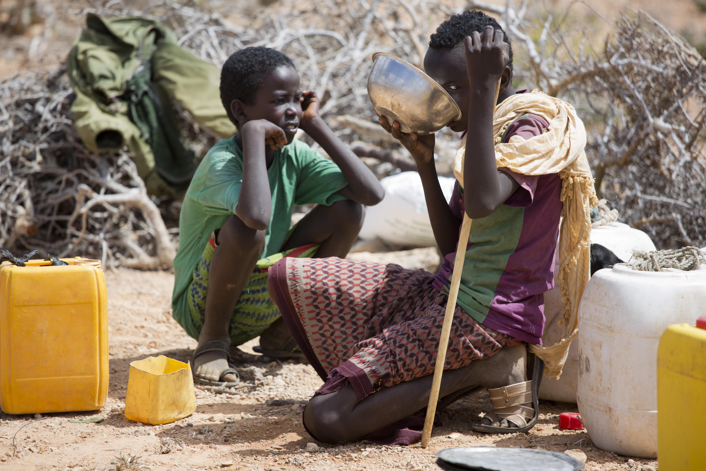 somalia droughs october 2017