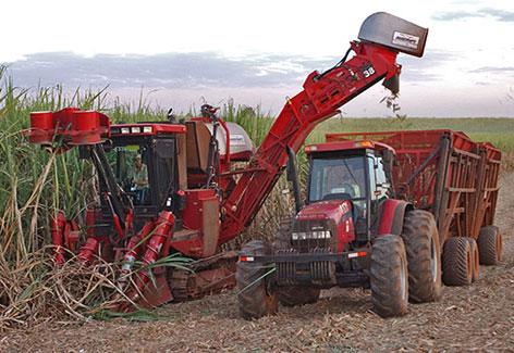 Mécanisation durable de l'agriculture