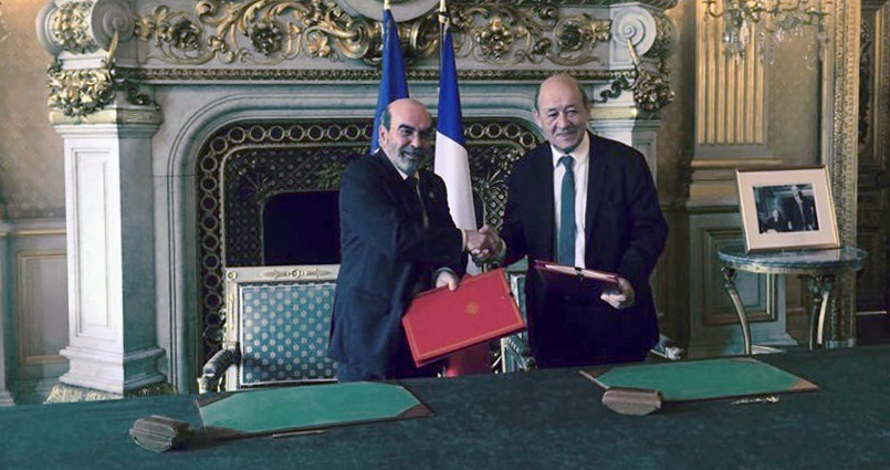 France and FAO renew partnership on sustainable agriculture and climate change'
