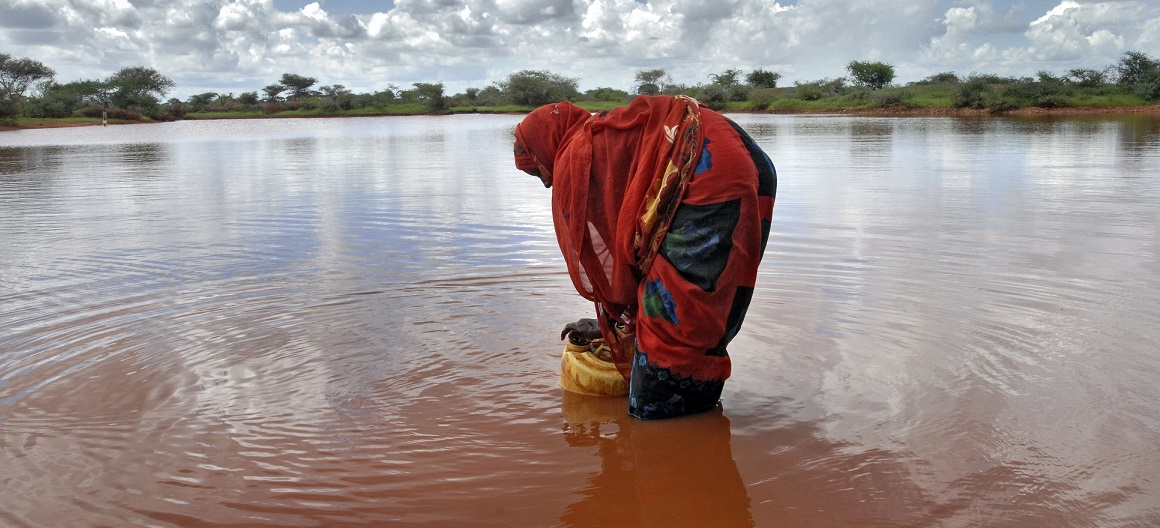 Water Scarcity – One of the greatest challenges of our time'
