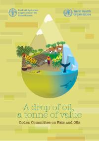 A drop of oil, a tonne of value