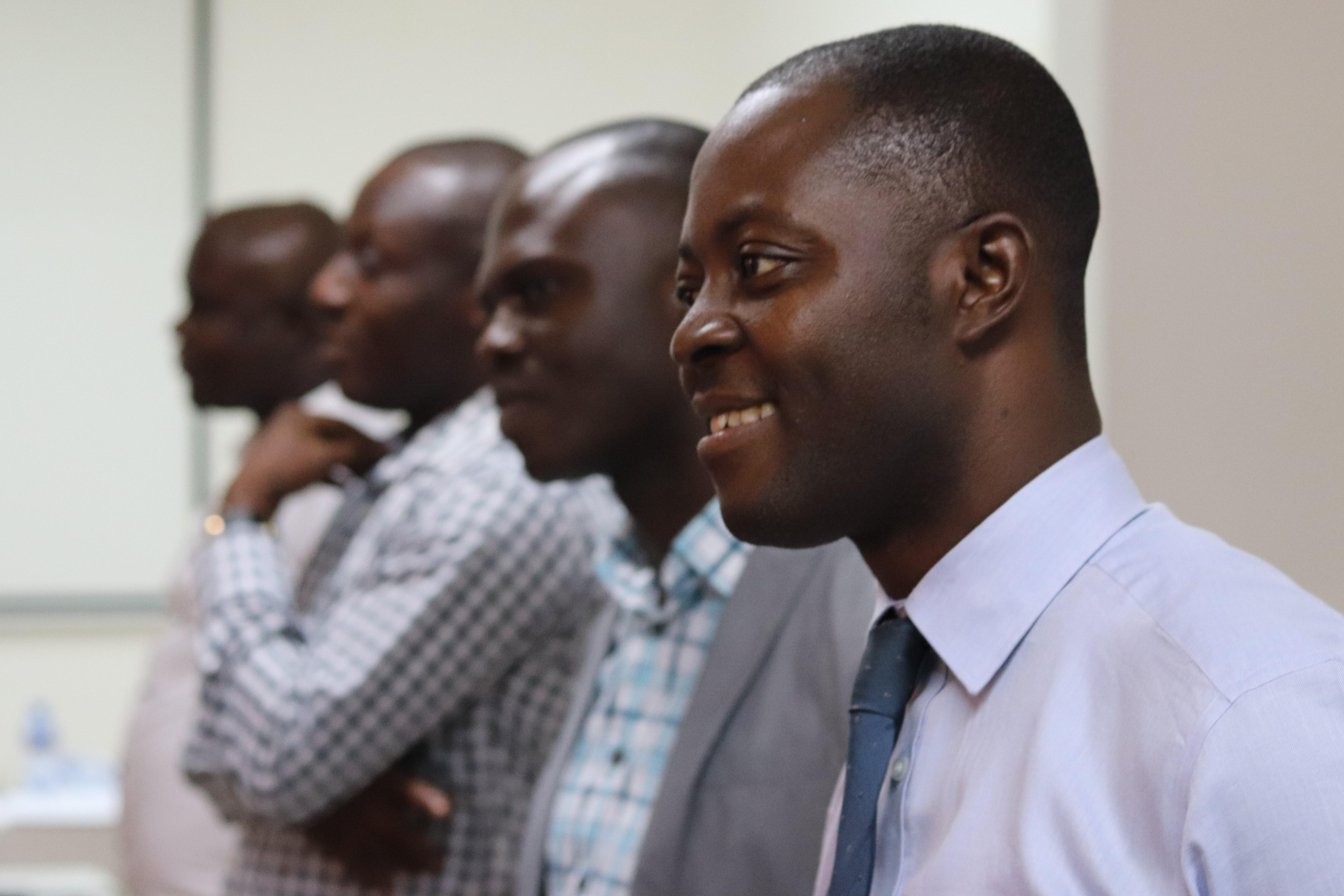Negotiations training, Ghana CTF