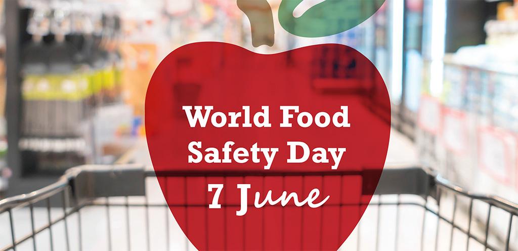 Food Safety Day 2019 Logo