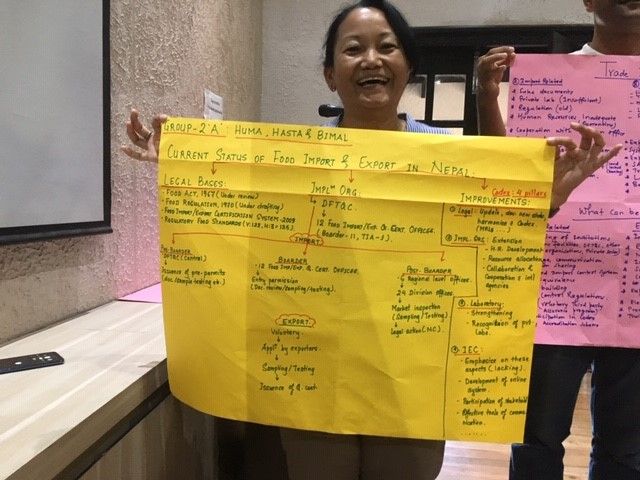 Workshop Nepal/Bhutan