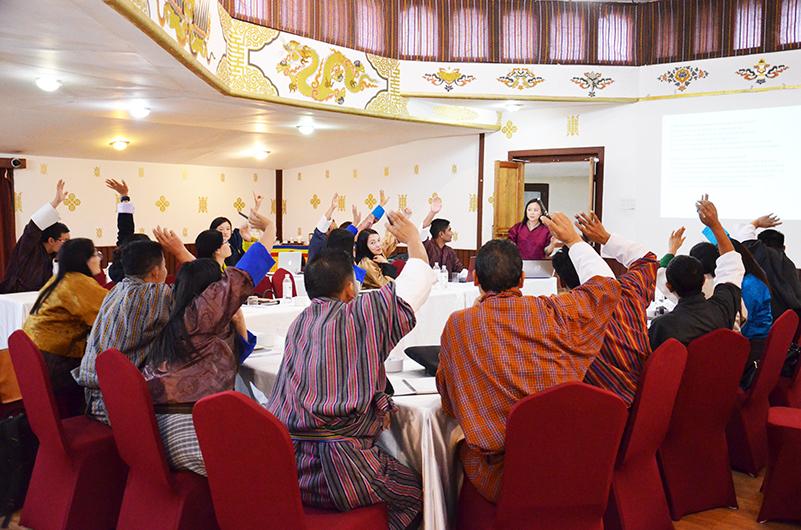 Bhutan CTF training