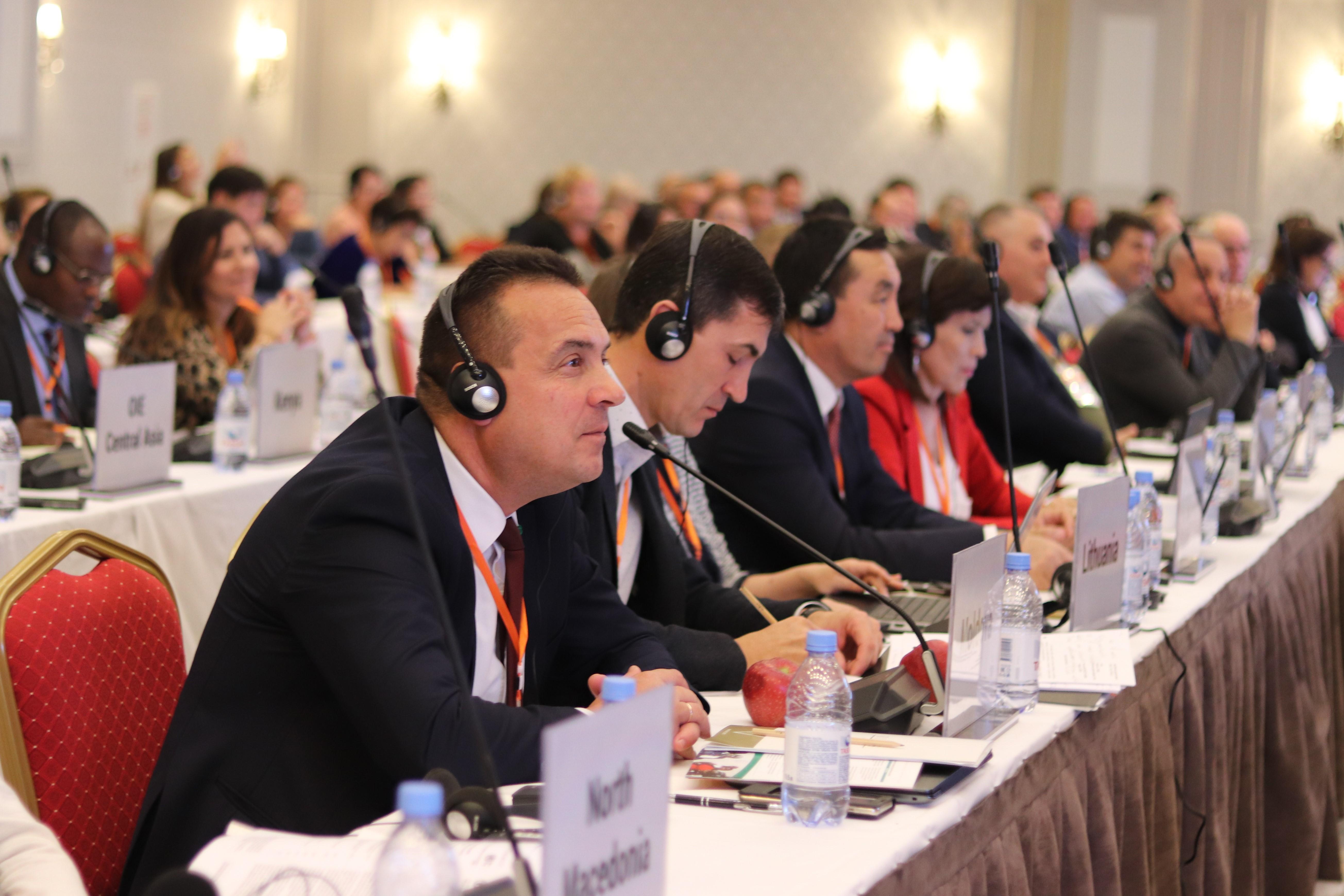 CCEURO31 delegates