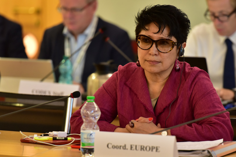 Nailya Karsybekova