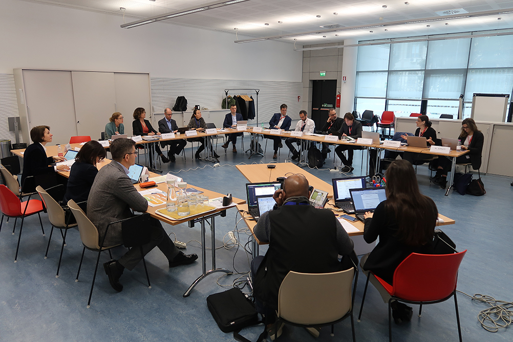 FAO meet with EFSA