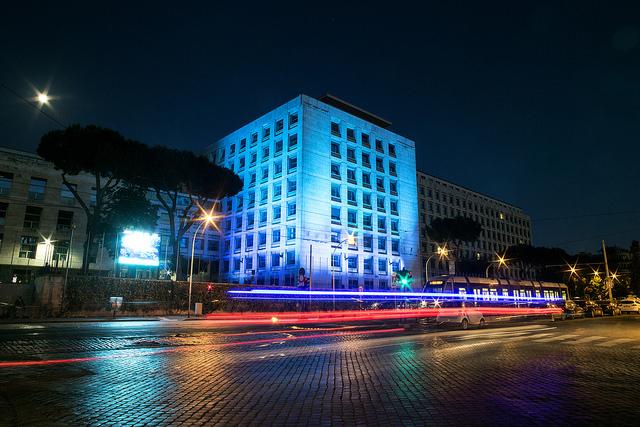 FAO HQ Rome, Italy