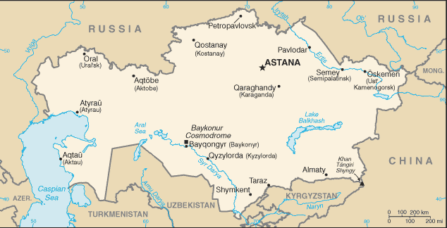 CCEURO Kazakhstan