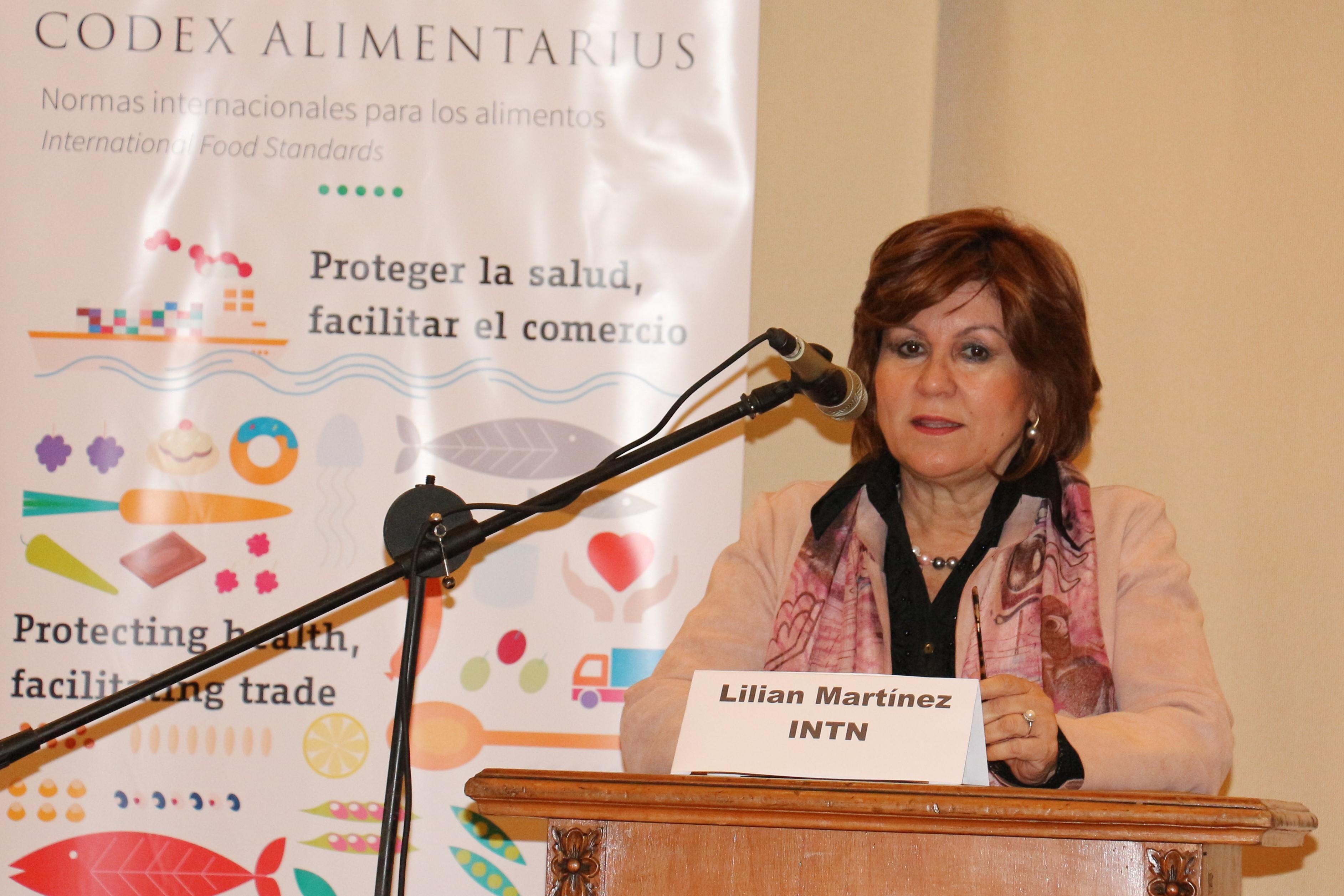 Lilian Martinez INTN