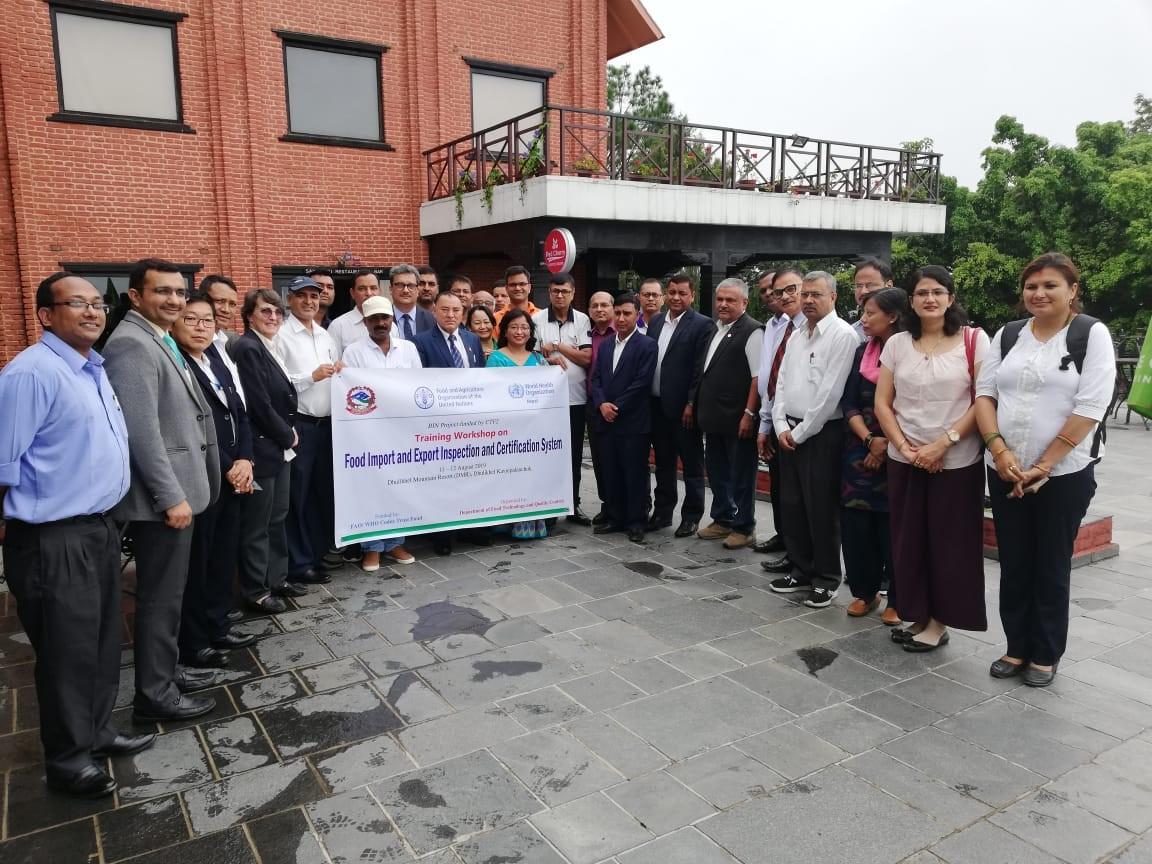 Workshop in Nepal