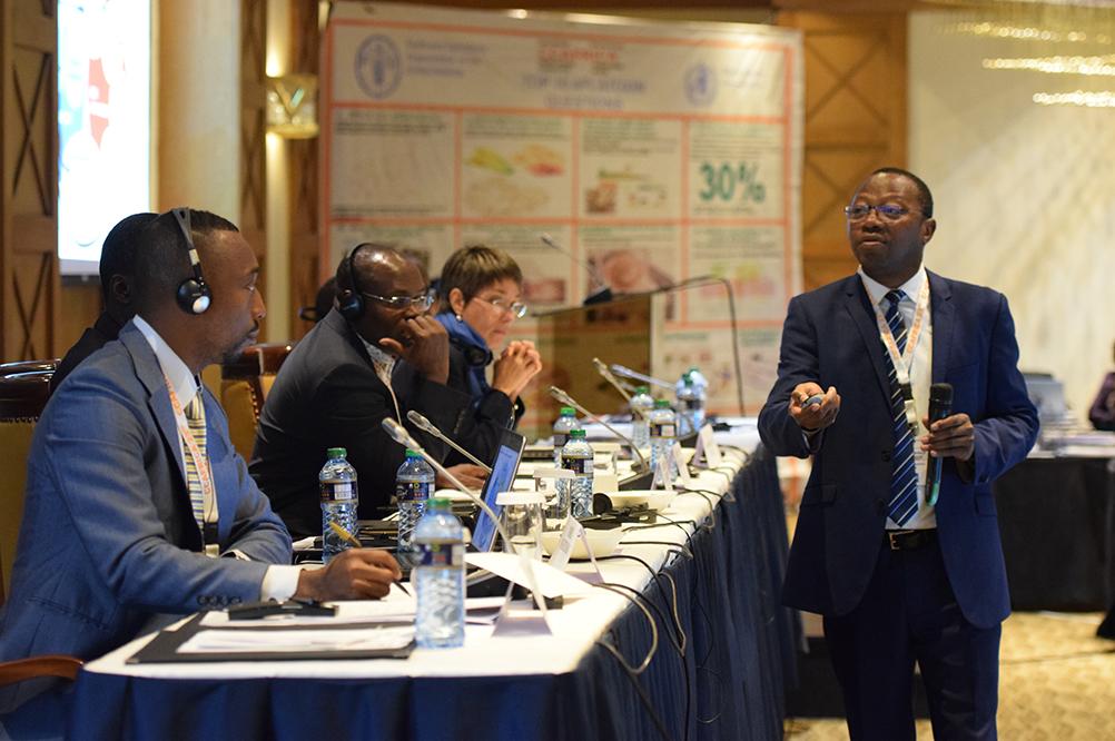 Blaise Ouattara FAO